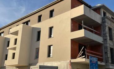 Façade immeuble - Roche La molière