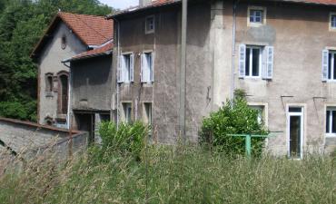Joint de pierre - La Fouillouse